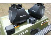 Thule/Halfords Exodus FP7 Roof Bar foot pack