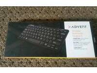 Advent wireless multimedia keyboard