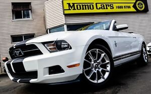 2010 Ford Mustang V6 4.0L! MANUAL! Leather+USB! ONLY $270/bi-wee