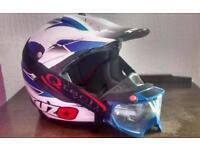 Moto x helmet for sale 35 ono