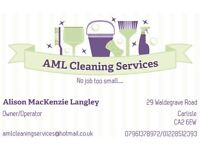 Carlisle Office Cleaner Available Now