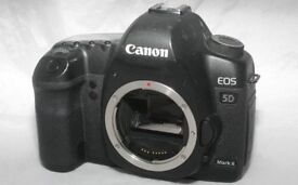 Canon 5D MKII Low Shutter Count