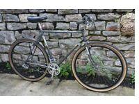 Dawes Town Bicycle, pub bike, commuter, bike packing