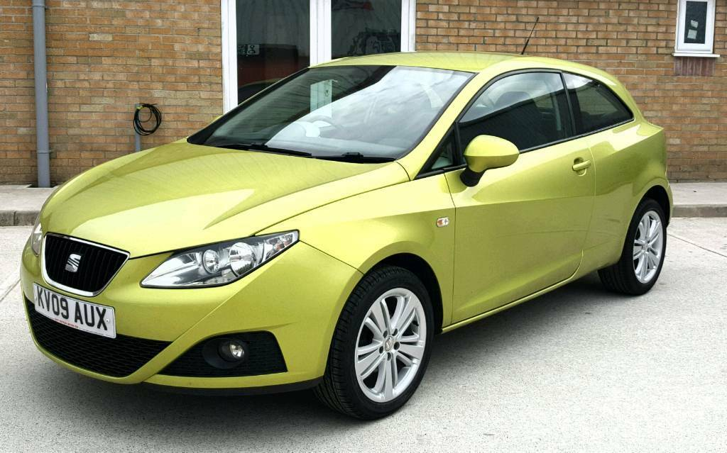 seat ibiza 2009 sport in bridgend gumtree. Black Bedroom Furniture Sets. Home Design Ideas