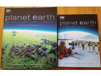 Two BBC Books on Planet Earth