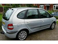 Renault Scenic Fiji 1.9 dci (spares or repairs) run and drives, please read
