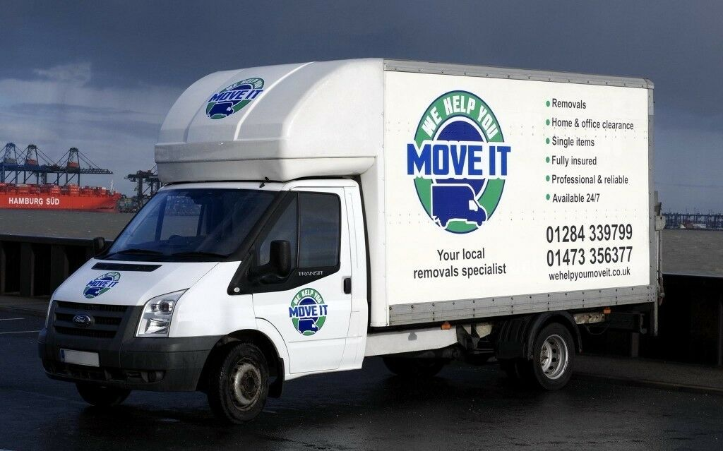 Local Removals Specialist. Man & Van single items.