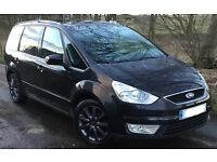 Ford Galaxy 2.0L Duratorq TDCi 143PS Diesel Ghia X Pack 6 Speed Manual 7 Seater MPV People Carrier