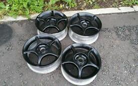 """Enkei 15"""" wheels Mazda Honda Toyota"""
