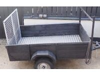 Trailer in great condition. Worth a look.