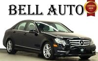 2012 Mercedes-Benz C-Class C250 4MATIC LEATHER HEATED SEAT