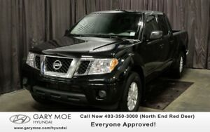 2018 Nissan Frontier SV W/ BACK UP CAMERA, CREW CAB,LOW KMS!