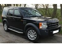 LAND DISCOVERY 3 2.7 TDV6 SE 7 SEATER 4x4 4WD*IDEAL TOWING VEHICLE*MOT MAY 2018*FREE PRIVATE PLATE*