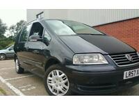 Volkswagen sharan 1.9 tdi s Auto 1 years pco and m.o.t.