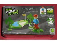 How Cool Is This? 'Crazy Golf' Game (new)