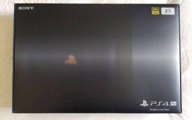 Playstation 4 Pro 500 Million Edition 2TB
