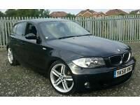(58) 2008 BMW 1 Series 118d M Sport 5dr,