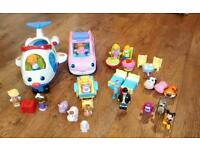Fisher price little people and other toddler toys