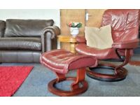 Stressless Ekornes Recliner Chair 43 ~ Can Deliver