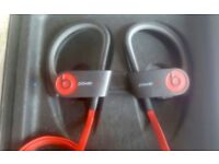 Power beats 2 Wireless - Beats by Dr. Dre - Power Beats - Mint Condition - Never Used