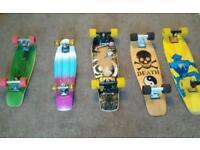 Custom Cruiser Skateboards