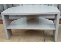 Ikea Tunby TV media table. 87cm x 58cm. In good condition