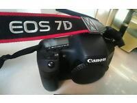 Canon slr DSLR 7d like new camera photography digital wedding