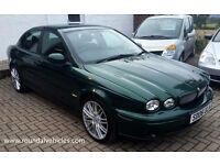 STUNNING 2006 Jaguar X Type xtype 2.0 diesel SPORT 92k, 12 mths mot, both keys, history,LOVELY CAR