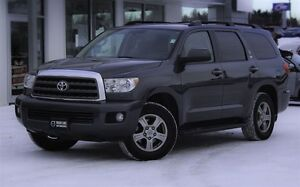 2012 Toyota Sequoia SR5! 8 SEATER! SUNROOF! LOADED!