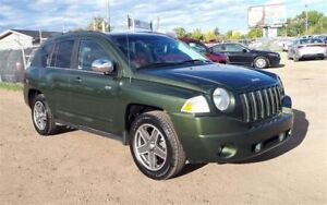 2009 Jeep Compass North 2.4L 4 cyl. 4WD!! Low Payments!!