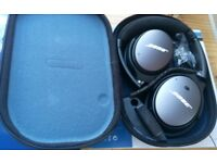 Bose QC25 headphones as NEW not been used