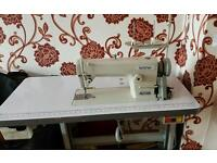 Brother industrial sewing machine mark lll
