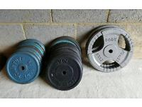 Weight plates & accessories