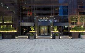 Full-time Hotel Receptionist • DAKOTA DELUXE LEEDS • Luxury, city-centre • £15,000-£16,000pa