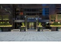 Full-time Hotel Receptionist • DAKOTA DELUXE LEEDS • Luxury, city-centre • £15,000-£16,000pa