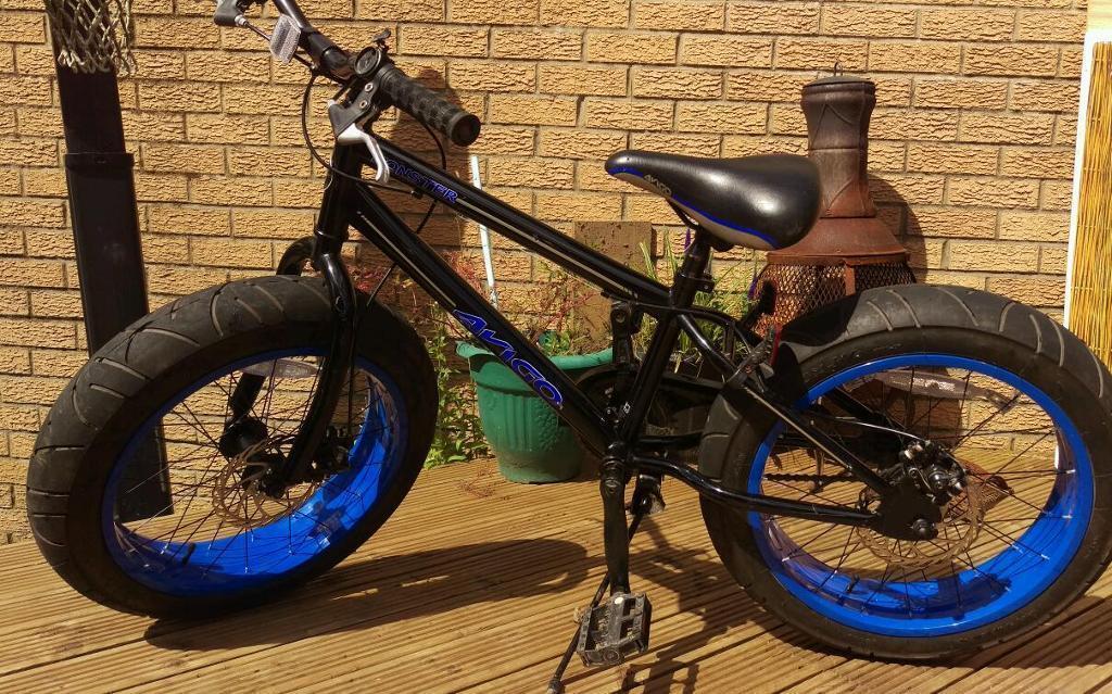 Boys monster bike big wheels open to sensible offers in  : 86 from www.gumtree.com size 1024 x 639 jpeg 172kB