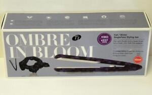 T3 Ombre In Bloom Singlepass Styling Set Iron ( TM11125)