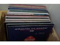 Trance vinyl bundle 250+