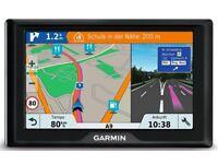 Garmin Drive 51LMT-S 5-inch Sat Nav Lifetime Map for UK, Ireland,Full Europe and Free Live Traffic