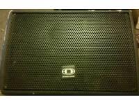 DYNACORD AM12 450W , ACOUSTIC PRE-AMP