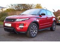 RANGE ROVER EVOQUE DYNAMIC SD4 2015 ONLY 3520 MILES ***** LOOK***** BARGAIN SALE*****