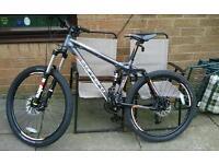 Mountain bike Cerrera banshee