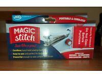 Magic Stitch Mini Sewing Machine