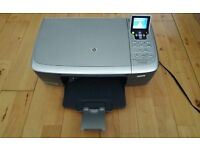 HP Photosmart 2575 All-in-One Inkjet Printer, Very Good Condition..