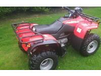 Honda fourtrax 250 300 hours