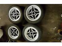"Ford 4x108 alloys 13"""