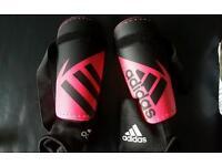 Adidas shin guards/pads size small