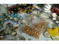 Mixed Lot of Jewellery Making Supplies
