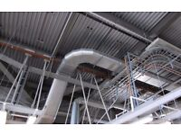 Ventilation Duct Fitter's Mate - High Wycombe