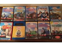 Thomas the tank dvds bundle